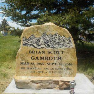 Gamroth Boulder