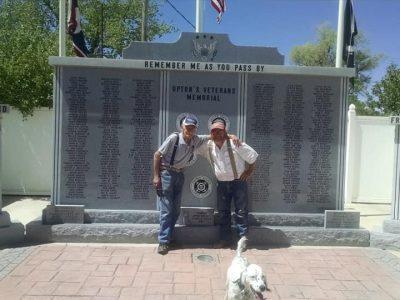 Upton Veterans Monument